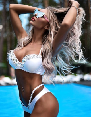 Veronica, 20 years old Russian escort in Moscow